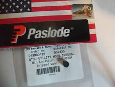 """Genuine"" Paslode Part # 902435  STOP-UTILITY HOOK (IM250AL)"