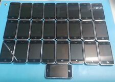 Lot of 25 Apple iPhone 3GS 8GB AT&T Power Up,Good Display and Charges ONLY !!