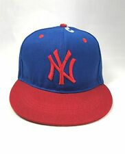 NEW YORK (NY) Snapback Berretto Da Baseball Nero