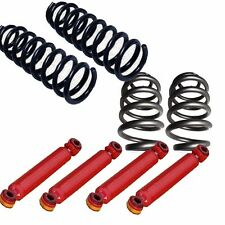 """197-1972 CHEVY TRUCK COIL SPRING LOWERING KIT 3"""" FRONT/REAR 1000LL 1800LL Shock"""