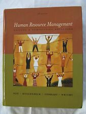 Human Resource Management : Gaining a Competitive Advantage by Barry Gerhart,...