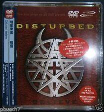 DISTURBED Believe DVD AUDIO SEALED w/OBI OOP