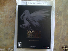 Bravely Default: Collector's Edition (Nintendo 3DS, 2014) Brand New Sealed