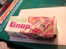 original-GNIP GNOP parker brothers 1971 game in box