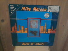 """MIKE MAREEN agent of liberty 12"""" MAXI 45T"""