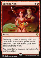 MTG BURNING WISH -  - CN2 - MAGIC