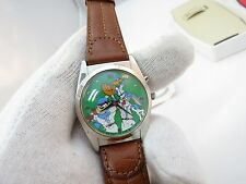"""BUGS BUNNY,TAZ,DAFFY,Looney Tunes,Musical Baseball Game"""" CHARACTER WATCH,R3-06"""