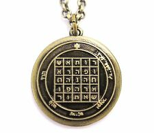 King Solomon Seal Amulet for Prosperity