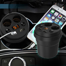 2Port USB 3.1A Car Charger Adapter For Smart Mobile Cell Phone Multi-function