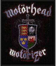 Motorhead Motorizer sew-on cloth patch  (ro)