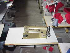 BROTHER B755 INDUSTRIAL SEWING MACHINE TABLE TOP ( WOOD UNIT ONLY, NO HARDWARE )