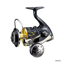 SHIMANO STELLA SW 8000HG Spinning Reel  From Japan