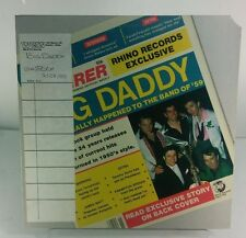 Big Daddy What Really Happened To The Band Of 59 EX Doo Wop Parody RNLP 852 1983