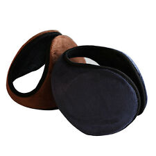 Hot Ear Muffs Winter Ear Fleece Earwarmer Mens Womens Behind the Head Band