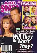 Susan Lucci, General Hospital 40th Anniversary - May 13, 2003 ABC Soaps in Depth
