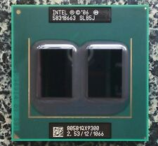 INTEL QX9300 CPU 2.53G/12M/1066 SLB5J