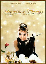 Audrey Hepburn - Breakfast at Tiffanys - Enhanced Picture & 5.1 Sound (NEW) DVD