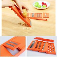 6pcs Vegetable Fruit Potato Slicer Cutter Peeler Chopper Dicer Kitchen Tool new