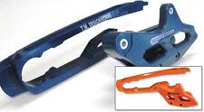 HUSQVARNA 125-501cc CHAIN SLIDE GUIDE KIT KHK-GP1 BLUE 2014-2017 TM DESIGNWORKS
