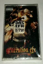 Generation EFX [PA] by Das EFX (Cassette, Mar-1998, Elektra (Label))