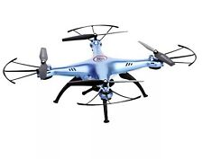 Syma X5HC-1 2.4GHz 4CH 6-Axis RC Drone Quadcopter with 2.0MP HD Camera - Blue