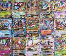 80 Pokemon Cards Lot inc folder 1 MEGA EX + 23 Rare/Holos/Rev Holos EXPRESS POST