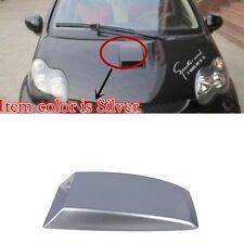 Grille mesh Air Flow Intake/Vent Cover For Car Front Hood Simulation Decorative
