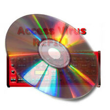 Access virus refill sound sample cd per  il NN-XT di Reason