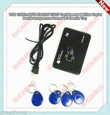 USB 125Khz RFID EM4305 T5567 Card Reader/Writer Copier/Writer programmer burner