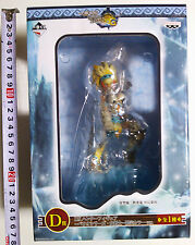 Banpresto Ichiban Kuji Monster Hunter 3G,#D:Berio Fencer Warrior Girl Figure Ltd