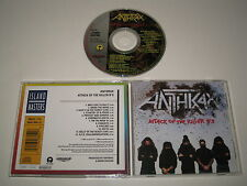 ANTHRAX/ATTACK OF THE KILLER B'S(ISLAND/848 804-2)CD ALBUM