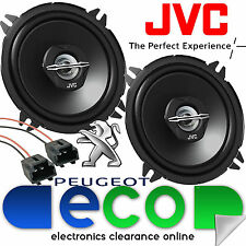 "Peugeot Partner Tepee Outdoor JVC 13cm 5.25"" 500 Watts 2 Way Rear Door Speakers"