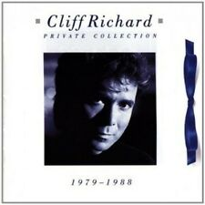 CLIFF RICHARD - PRIVATE COLLECTION-1979-1988  CD 19 TRACKS POP BEST OF NEU