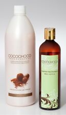 COCO CHOCO Brazilian Keratin Hair Treatment 1L + Free sulphate Shampoo 400ML