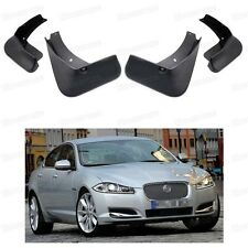 4 Car Mud Flaps Splash Guard Fender Mudguard for Jaguar XF Sedan 2012-2015
