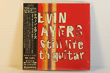 KEVIN AYERS: STILL LIFE WITH GUITAR ~JAPAN MINI LP CD~ AUTHENTIC, VERY RARE, OOP