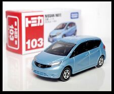 TOMICA #103 NISSAN NOTE 1/63 TOMY DIECAST CAR 2012 November NEW MODEL