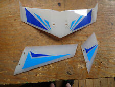 KYOSHO CALIBER 30/50 TAIL FIN SET