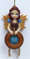 JASMINE BECKET GRIFFITH MECHANICAL ANGEL FAIRY FIGURINE ORNAMENT ADORABLE