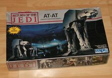 Star Wars Return of the JEDI AT-AT mpc Ertl 8919 Modellbau Jahre
