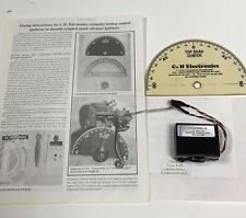 REALLY NICE CH C AND H C & H ELECTRONICS IGNITION SYSTEM TESTER / TIMING KIT !!
