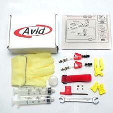AVID Formula DODE JUICY HAYES ELIXIR Bike Hydraulic Disc Brake Bleed Kit Tool