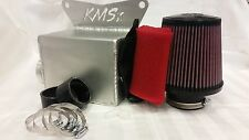 Polaris RZR XP 900 XP 1000 INTAKE w/ Aluminum box, K&N Filter - KMS
