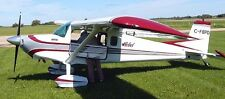 Rebel Murphy Canada Homebuilt Airplane Wood Model Replica Large Free Shipping
