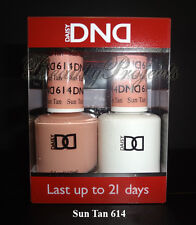 DND Daisy Diva Collection 2016 PICK YOUR COLOR Soak Off Gel LED/UV .5oz Duo Set