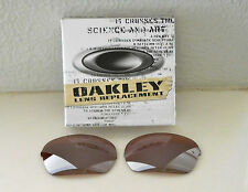 NWOT 100% Authentic Oakley Half X VR28 Black Iridium Lens No. 16-883