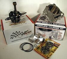 Cylinder Works Big Bore Kit w/ Hot Rods Stroker Crank Yamaha YZ 250F 03-13 285cc