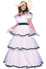 Brand New Classic Southern Belle Dress Women Adult Costume