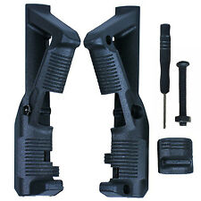 Tactical Angled Foregrip Hand Guard Front Grip for Picatinny Rail  Y
