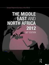 The Middle East and North Africa 2012-ExLibrary